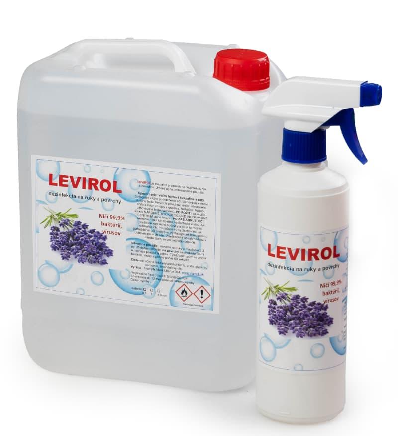 Triumph Levirol produkt